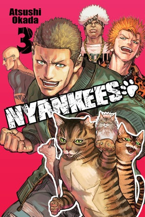 Nyankees, Vol. 3