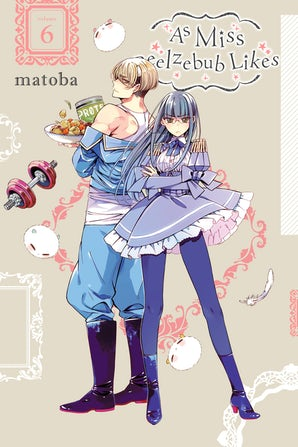 As Miss Beelzebub Likes, Vol. 6