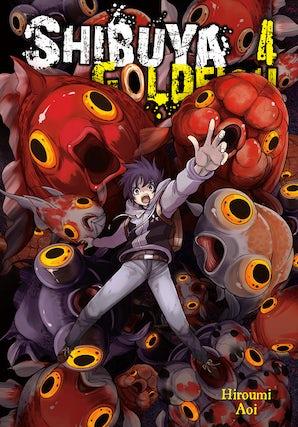 Shibuya Goldfish, Vol. 4