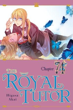 The Royal Tutor, Chapter 74