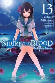 strike-the-blood-vol-13-light-novel