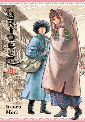 A Bride's Story, Vol. 11