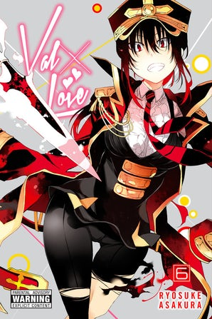 Val x Love, Vol. 6