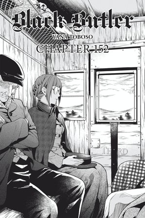 Black Butler, Chapter 152