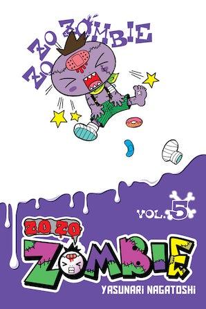 Zo Zo Zombie, Vol. 5