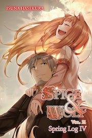 spice-and-wolf-vol-21-light-novel