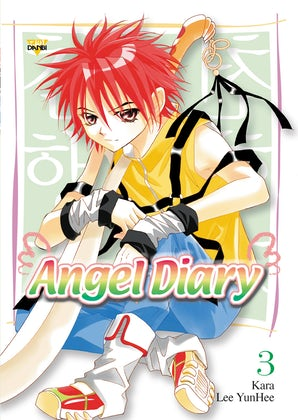 Angel Diary, Vol. 3
